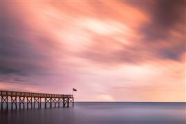 Nature art,Seascape art,photography,Twilight Rush