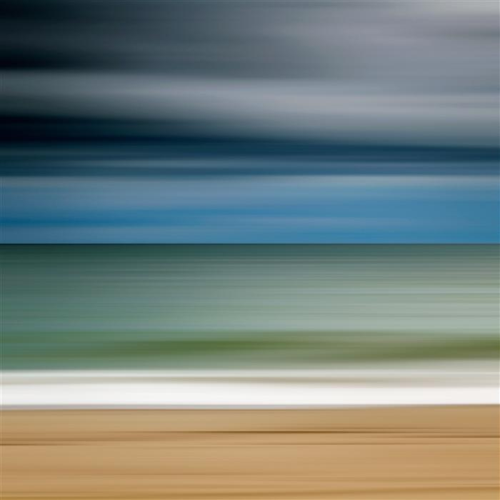 Original art for sale at UGallery.com | Ocean Storm by Katherine Gendreau | $250 | photography | 20' h x 20' w | ..\art\photography-Ocean-Storm