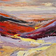 Abstract art,Landscape art,oil painting,VISTA/05