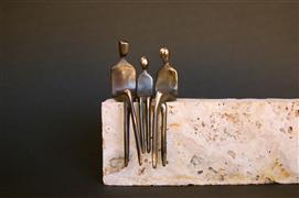 People art,sculpture,Family of Three