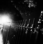 Landscape art,City art,photography,Luminous Nights in Central Park Gate Series