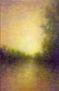 Abstract art,Impressionism art,Landscape art,oil painting,Garden Path Shanghai