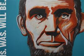 people art,pop culture art,mixed media artwork,Immortal
