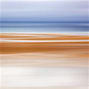 Abstract art,Seascape art,photography,Foggy Evening at Low Tide