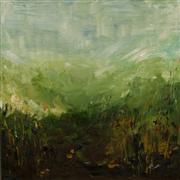 abstract art,landscape art,oil painting,Nature Walk