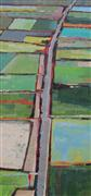 Abstract art,Landscape art,Travel art,oil painting,Traverse