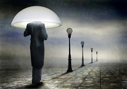 Fantasy art,Landscape art,Surrealism art,photography,May the Light Shine