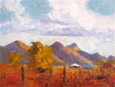 impressionism art,landscape art,western art,oil painting,Favorite Places