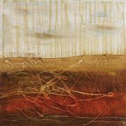 abstract art,landscape art,acrylic painting,Rhizome 4