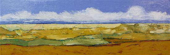 Impressionism art,Landscape art,Nature art,acrylic painting,Hot Vista