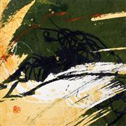 abstract art,expressionism art,mixed media artwork,Luminous Shadows