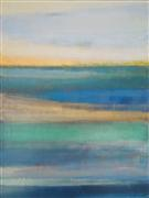 Abstract art,Nature art,Seascape art,acrylic painting,SeaBreeze