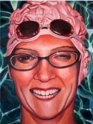People art,Pop art,oil painting,The Ways of Water