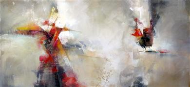 Abstract art,Fantasy art,acrylic painting,Timeless