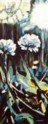 Impressionism art,Nature art,Flora art,acrylic painting,Clover