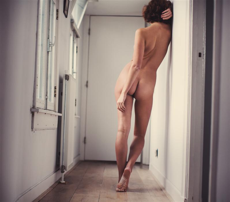 Art nude photography woman