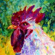 Expressionism art,Animals art,Nature art,acrylic painting,Whiskey (Devil's Cut)