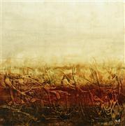 Abstract art,Landscape art,Nature art,acrylic painting,Rhizome 9