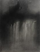 abstract art,expressionism art,people art,surrealism art,charcoal drawing,Light of Dark