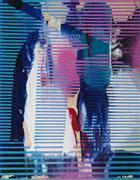 Abstract art,Expressionism art,acrylic painting,Mangata 2