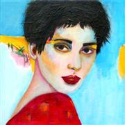 People art,Pop art,acrylic painting,Victoria