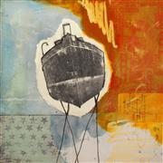 Pop art,Vroom Vroom! art,mixed media artwork,Crooked on the Hard