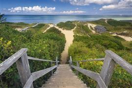 Landscape art,Seascape art,Representational art,photography,Steps to the Beach