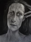 People art,Realism art,Representational art,charcoal drawing,Clarity