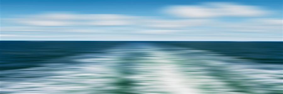 Original art for sale at UGallery.com | From the Ferry by Katherine Gendreau | $300 | photography | 36' h x 12' w | ..\art\photography-From-the-Ferry