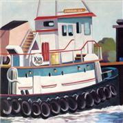 Pop art,Seascape art,Representational art,oil painting,K-Sea