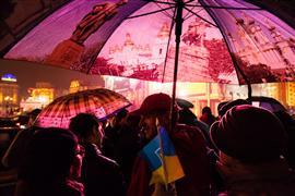People art,Street Art art,Representational art,photography,Euromaidan 6