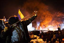 People art,Street Art art,Representational art,photography,Euromaidan 17