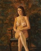 Nudes art,Classical art,Realism art,Representational art,mixed media artwork,Lianne