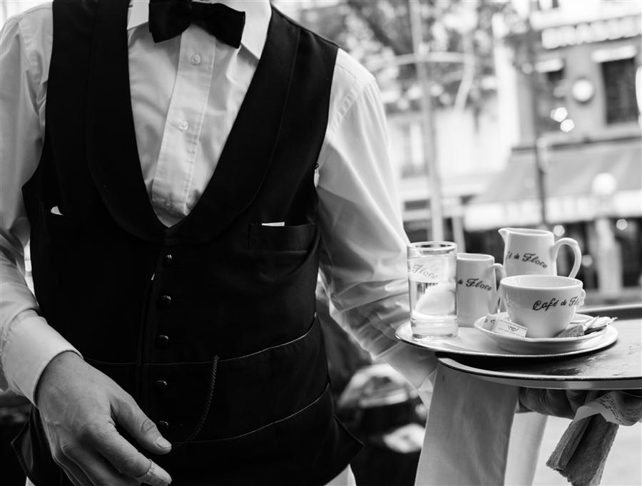Cafe de flore black and white by rebecca plotnick photography ugallery