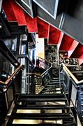 Architecture art,Representational art,photography,Stuck in an M.C. Escher Dream