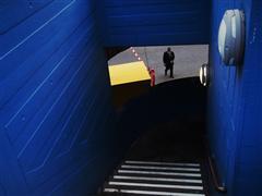 Architecture art,People art,Representational art,photography,Big Blue