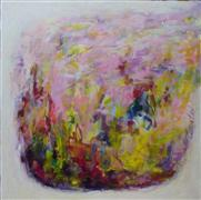 Abstract art,Non-representational art,acrylic painting,Solo for June