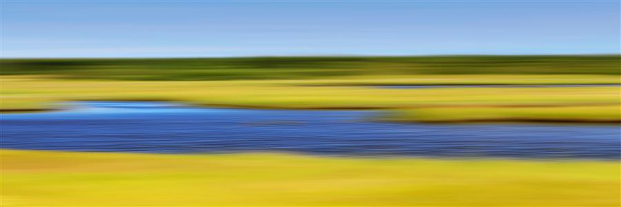 Original art for sale at UGallery.com | Folger's Marsh by Katherine Gendreau | $25 | photography | 36' h x 12' w | ..\art\photography-Folger-s-Marsh