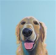 Animals art,Pop art,Representational art,acrylic painting,Best Friend