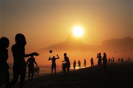People art,Seascape art,Travel art,Representational art,photography,Ipanema