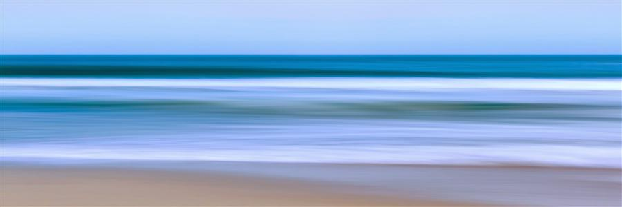 Original art for sale at UGallery.com | Nantucket Waves by Katherine Gendreau | $25 | photography | 36' h x 12' w | ..\art\photography-Nantucket-Waves