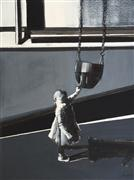 People art,Representational art,Modern  art,mixed media artwork,Playground