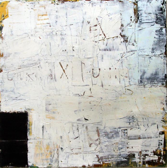 Original art for sale at UGallery.com | Unknown Origin #1 by JIM BLACK | $2,375 | Oil painting | 36' h x 36' w | ..\art\oil-painting-Unknown-Origin-1