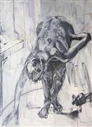 Expressionism art,Nudes art,Representational art,oil painting,Degas 2.0