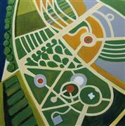 Landscape art,Pop art,Representational art,acrylic painting,Doncaster, England