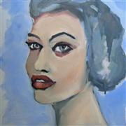 People art,Pop art,Representational art,Vintage art,oil painting,Milla