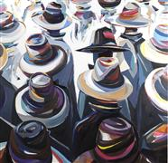 People art,Surrealism art,Street Art art,Representational art,oil painting,Regatta