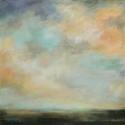 Impressionism art,Landscape art,Seascape art,Representational art,acrylic painting,Quiet Hour