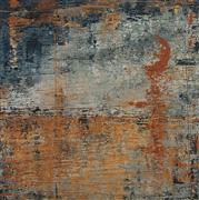 Abstract art,Non-representational art,Modern  art,acrylic painting,Sun Falling over Gallipoli