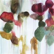 Abstract art,Expressionism art,Flora art,Non-representational art,oil painting,Blossom Evolution XIV